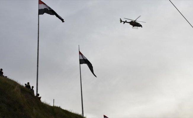 Irak Ordu Sözcüsü Resul: Sincar'da PKK'nın çekildiği bölgelerde güçlerimiz konuşlandı
