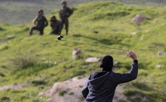 İsrail'den Gazze sınırındaki Kudüs gösterilerine müdahale