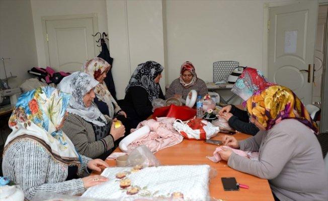 Kadınların hayatı ADEM'de değişiyor