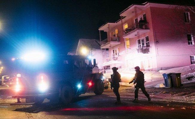 Kanada'da 6 Müslümanı öldüren Bissonnette hakim karşısında