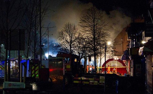 Leicester patlaması şüphelilerinin kimlikleri açıklandı