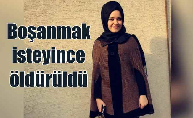 Malatya'dan boşanma cinayeti; 21 yaşındaki genç kadın katledildi