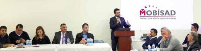 MOBİSAD'ın yeni başkanı Mustafa Kemal Turnacı oldu