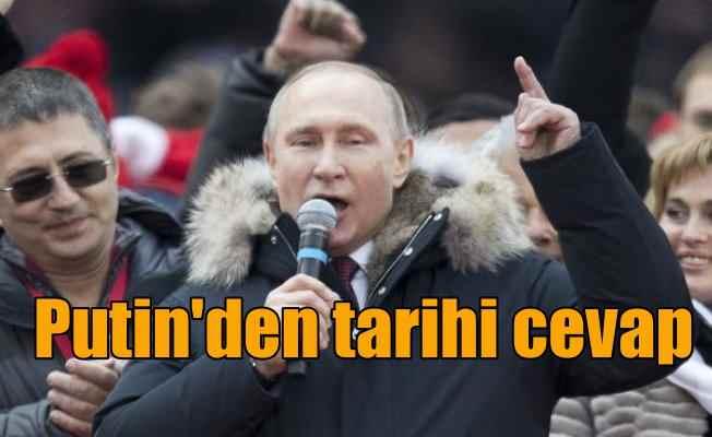 Putin: Elimde olsaydı SSCB'nin dağıtılmasını engellerdim