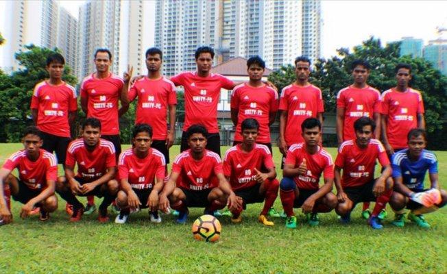 Rohingya Futbol Takımı, Arakanlı Müslümanların seslerini duyurabilmek için yeşil sahalarda