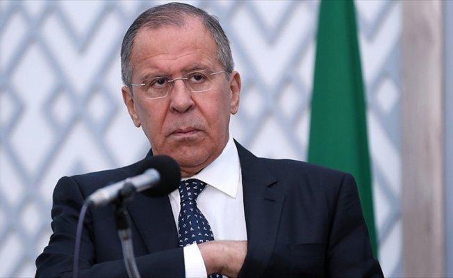 Rusya Dışişleri Bakanı Lavrov: Rusya 'ağır kabalığa' cevap verecek