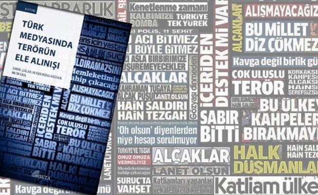 SETA'dan 'Türk Medyasında Terörün Ele Alınışı' raporu