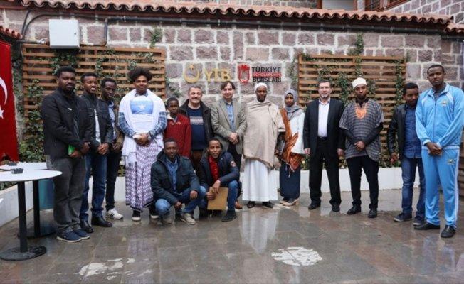 Somali kültürü Hamamönü'ne taşındı