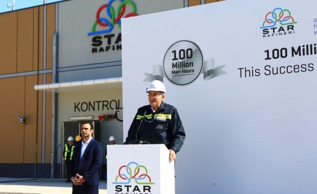 STAR Rafineri eylül sonunda ilk ürününü verecek