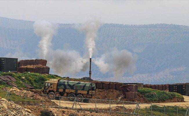 Suriye sınırında taciz ateşi açan 17 terörist etkisiz hale getirildi