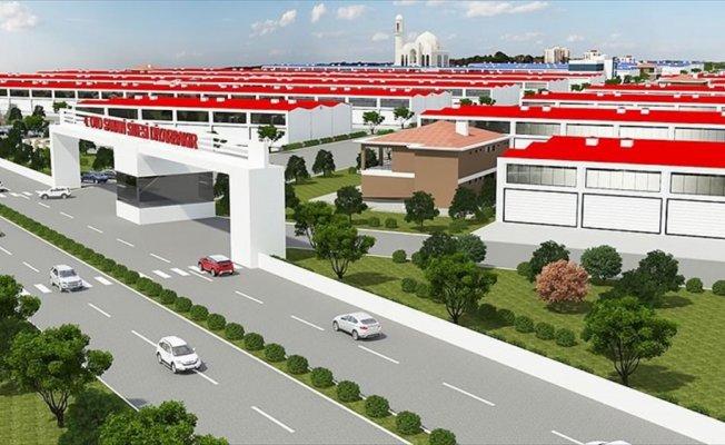 TOKİ, Diyarbakır'ı modern sanayi sitesine kavuşturuyor