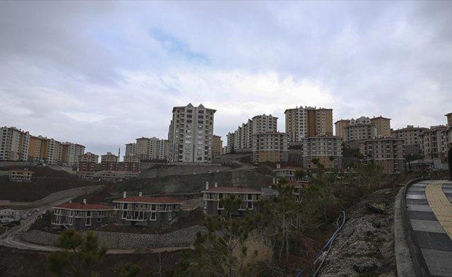 TOKİ'nin 'KuzeyKent' projesinde 407 konut satışa çıkarıldı
