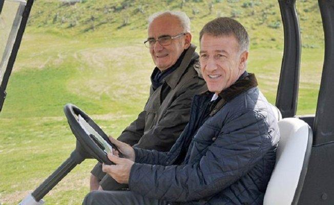 Trabzonspor'a başkan adayı oluyor