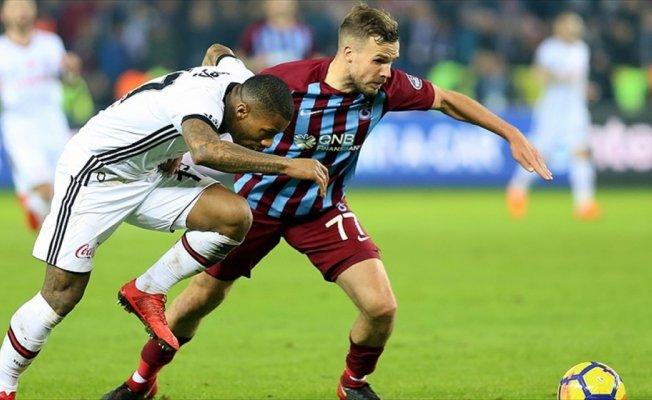 Trabzonspor ikinci yarılarda yara aldı