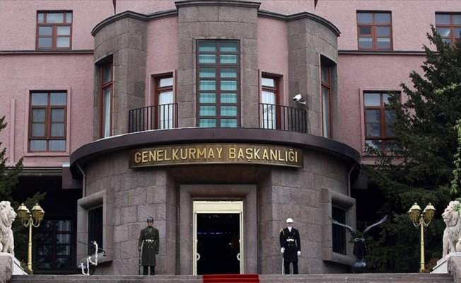 TSK, Dujarric'in Afrin'e ilişkin açıklamasını paylaştı