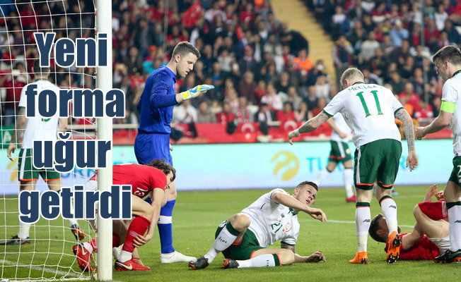 Türkiye İrlanda maçı canlı yayın saati 20.30