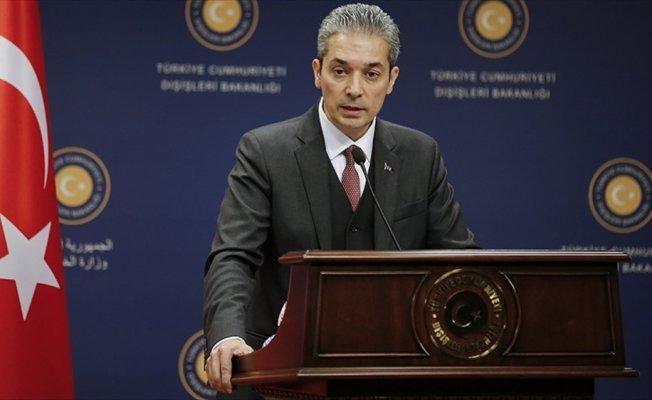 Türkiye'den Yunanistan Cumhurbaşkanı'na tepki