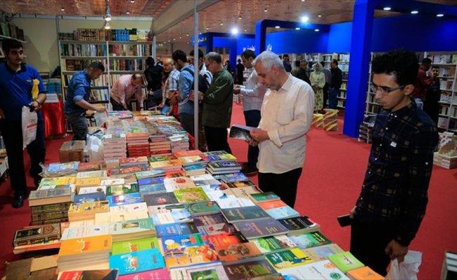 'Uluslararası Bağdat Kitap Fuarı' başladı