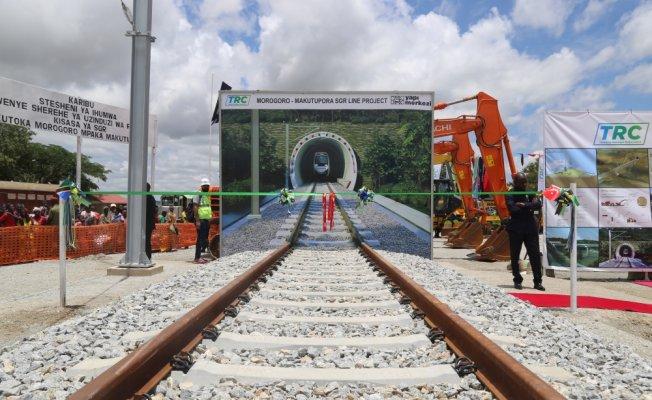 Yapı Merkezi, Tanzanya'da dev projenin temelini attı