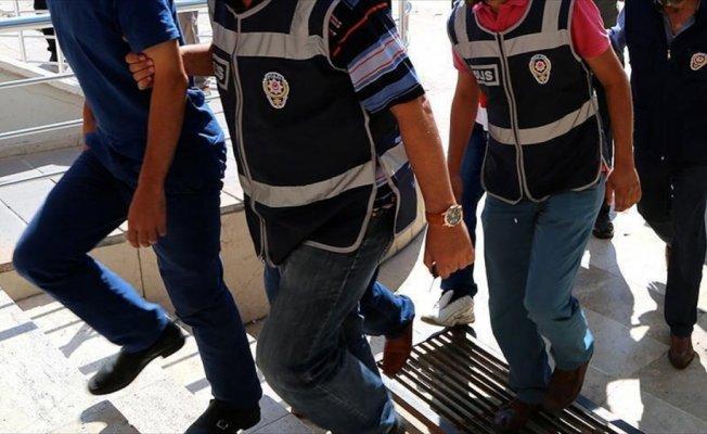 7'si eski Danıştay personeli 8 kişiye FETÖ'den gözaltı kararı