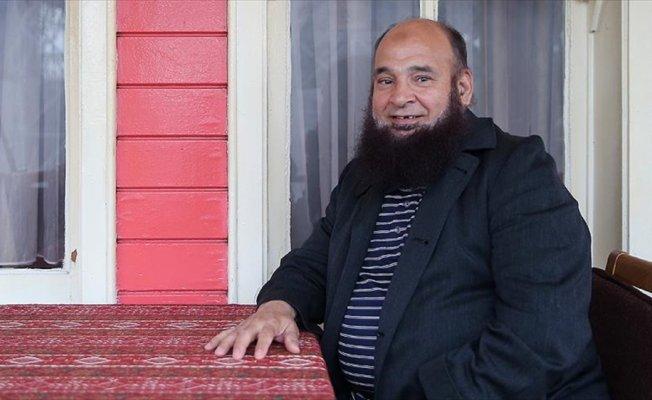 ABD'nin 'kanatsız meleği' Muhammed Bzeek