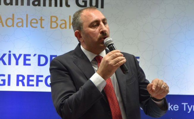 Adalet Bakanı Gül'den düzensiz göç ve terörizme karşı iş birliği çağrısı