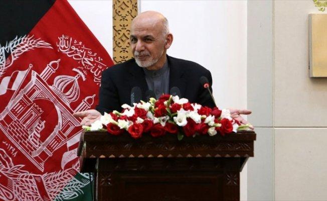 Afganistan Devlet Başkanı Gani'den Taliban'a çağrı