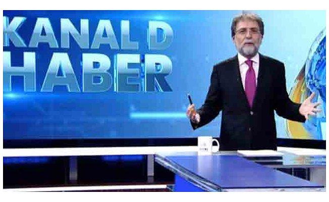 Ahmet Hakan Kanal D ana haberi bıraktı