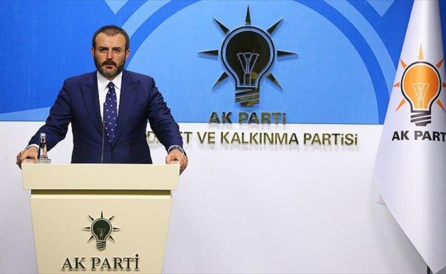 AK Parti Genel Başkan Yardımcısı Ünal: CHP'nin rahatsızlığı eski Türkiye'nin bir hastalığıdır