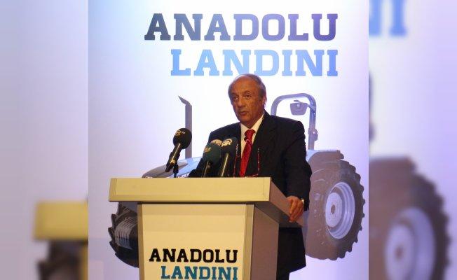 Anadolu Grubu yerli üretim yatırımlarına traktörle devam ediyor
