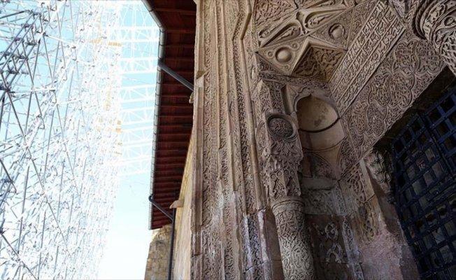 'Anadolu'nun El Hamrası'na çelik koruma