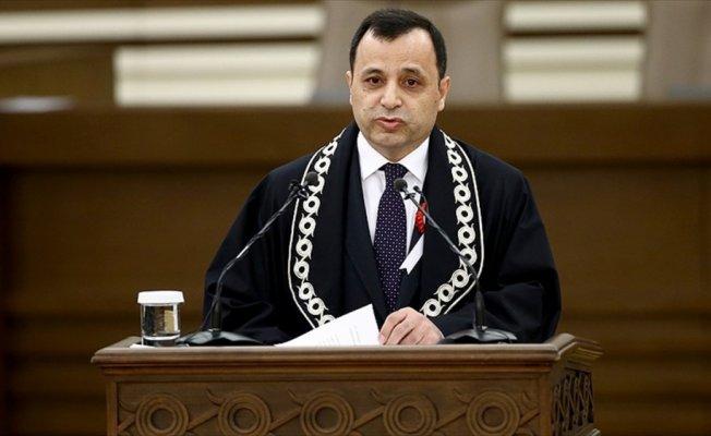 Anayasa Mahkemesi Başkanı Arslan: AYM'nin kararlarının uygulanmaması söz konusu olamaz