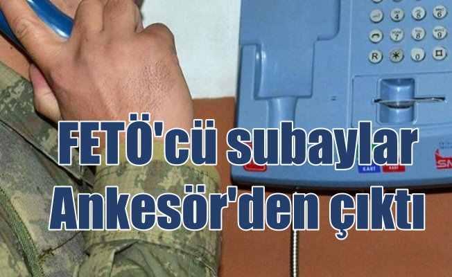 Ankara'daki 155 ankesörlü telefondan 26 albay, 21 yarbay çıktı!