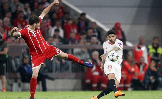 Bayern Münih yarı finalde