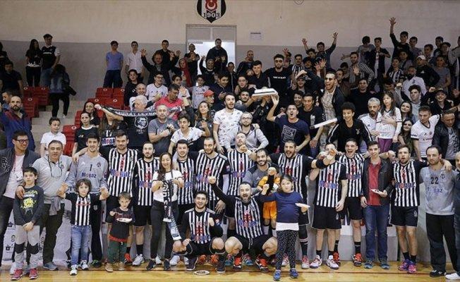 Beşiktaş Mogaz 14. şampiyonluğuna ulaştı
