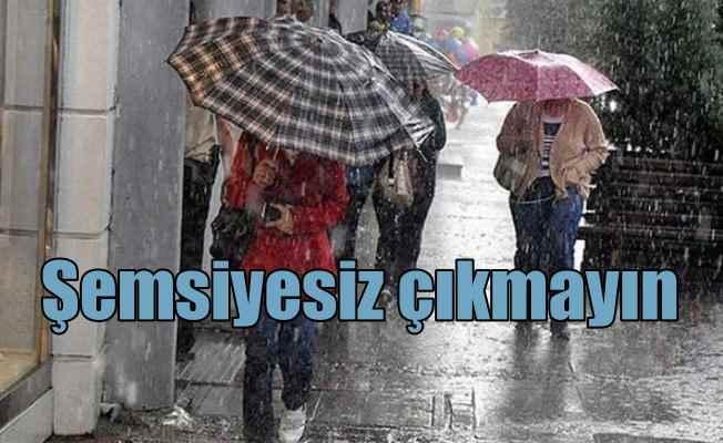 Bugün hava nasıl olacak; Nisan yağmurları üreticinin yüzünü güldürüyor