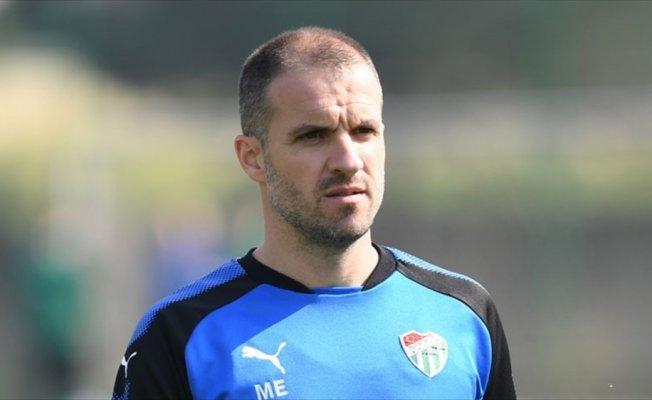 Bursaspor'un yeni teknik direktörü Er: Sahada tek düşüncesi kazanmak olan bir Bursaspor olacak