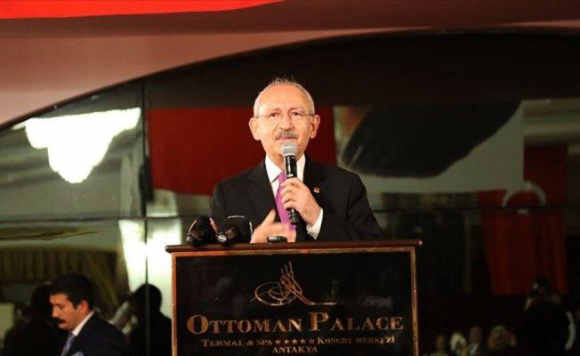 Kılıçdaroğlu: Bağımsız muhtarlar kanunu hazırlamak lazım