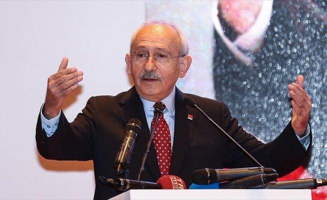 Kılıçdaroğlu:  Meclis'in kolu, kanadı kırık