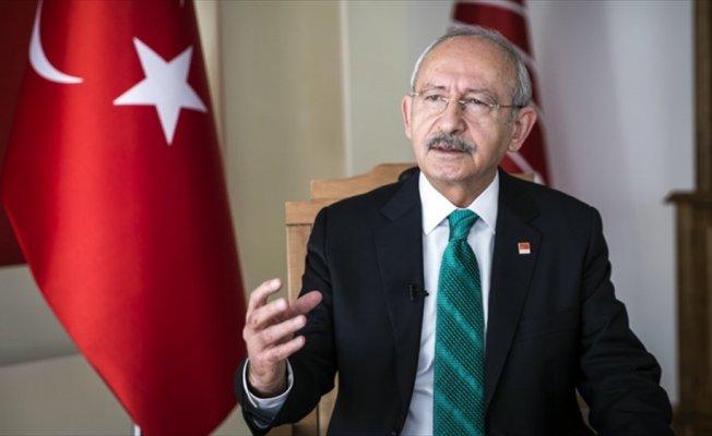 CHP Genel Başkanı Kılıçdaroğlu, milletvekilleriyle görüşmesinin ilk gününü tamamladı