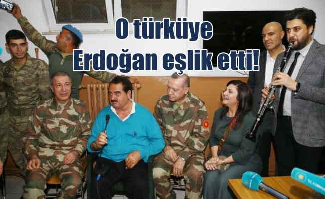 Cumhurbaşkanı Erdoğan'dan Hatay'a sanatçı çıkarması
