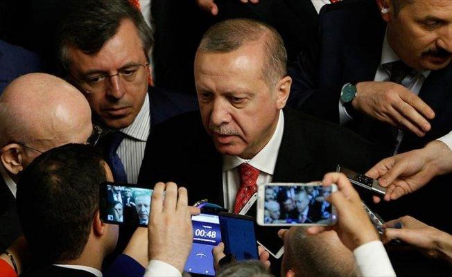 Cumhurbaşkanı Erdoğan: Güneş Motel olayından öte bir durum söz konusu