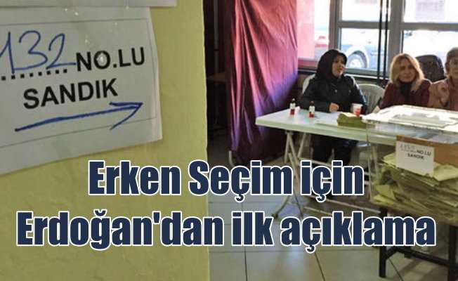 Erken seçim için AK Parti açık kapı bıraktı, CHP 'Hemen' dedi