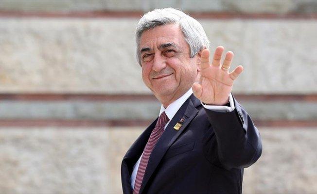 Ermenistan'da Sarkisyan karşıtı gösteriler sürüyor
