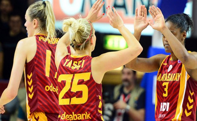 EuroCup Women Şampiyonu Galatasaray