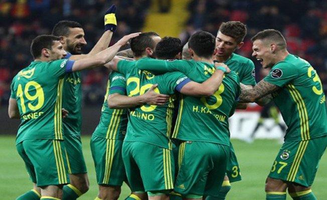 Fenerbahçe zorlu Sivas deplasmanında