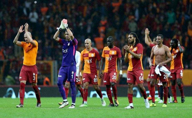 Galatasaray, Başakşehir karşısında liderlik maçında