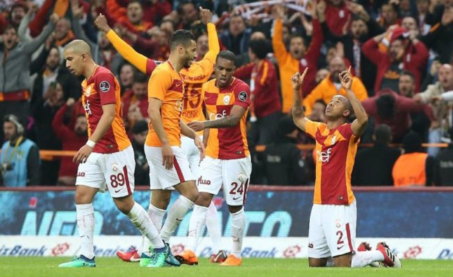 Galatasaray liderlik koltuğunugeri aldı