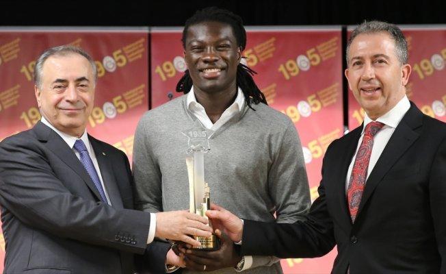'Galatasaray'da Yılın Sporcusu' Gomis