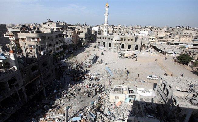 Gazze'yi enkazdan inşa edecek